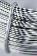 Draht aus Aluminium